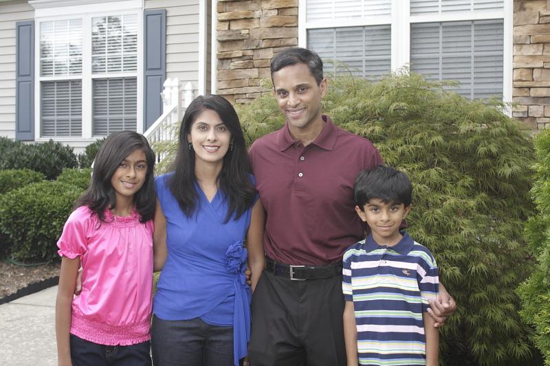 Steve-Rao-family