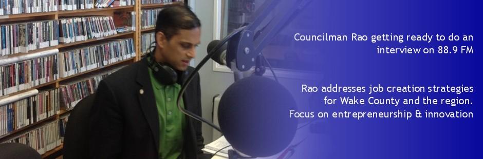 Steve-Rao-NC-radio-interview-banner