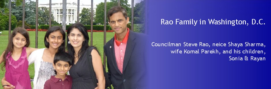 Steve-Rao-Family-In-DC