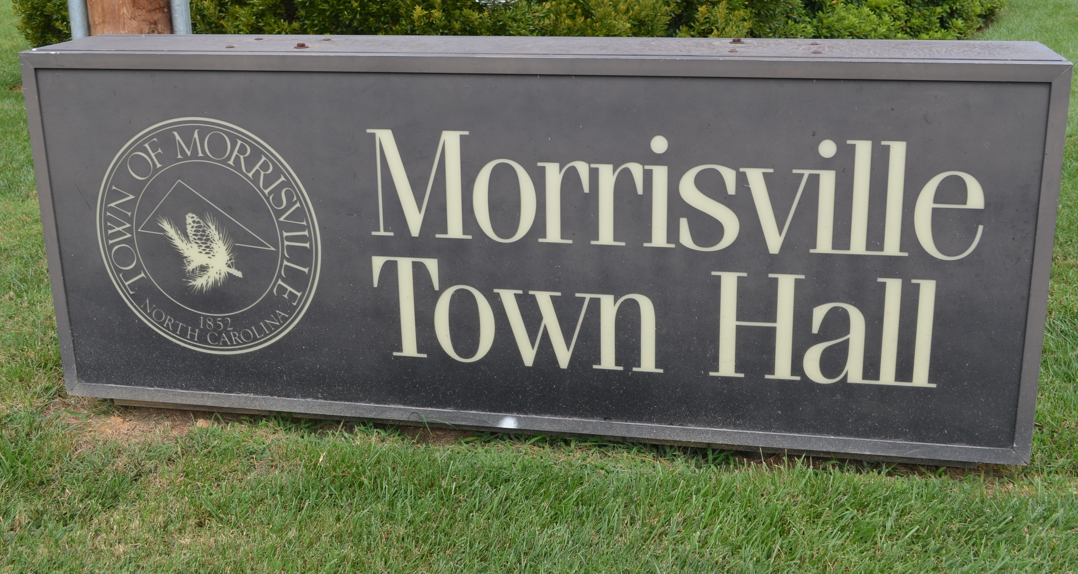 TownHall sign